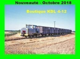 AL 540 - Train, Loco BA 14 Vers BUZANCAIS - Indre - BA - Francia
