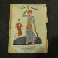 Mode Pratique - Nº18 - 1929 - See Grade Please - 1900 - 1949