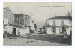 Taugon (   La Grande Rue ) - Francia