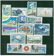 TAAF;FSAT;1996;année Complète; TP N° 203 à 212A + PA N°137 à 140 ;NEUFS**;MNH - French Southern And Antarctic Territories (TAAF)