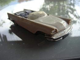 épave   Norev Chrysler New Yorker - Toy Memorabilia
