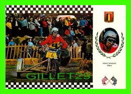 SPORTS MOTO - RONNY RENDERS, BELGICA - SERIE SIDE CROSS No 5 -TRIUMPH 195 KG, 60 C.V. - - Sport Moto