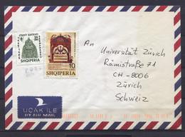Albanien,  1997, N. Zürich - Albania
