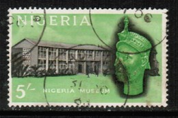 NIGERIA  Scott # 111 VF USED (Stamp Scan # 510) - Nigeria (1961-...)