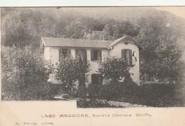 LAGO MAGGIORE - SOCIETA' OPERAIA GHIFFA - Verbania