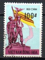 VIET-NAM DU SUD. N°443 Oblitéré De 1972. Blessés De Guerre. - Vietnam