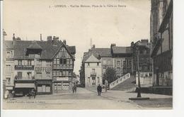 Lisieux Vieilles Maisons Place De La Halle Au Beurre - Lisieux