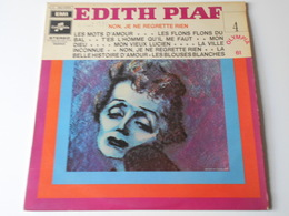 Disque 33 Tours  EDITH PIAF Volume 4 - 1961 - Special Formats