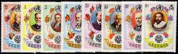 Grenada 1973 WHO Unmounted Mint. - Grenada (...-1974)