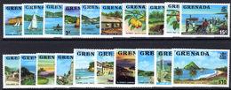 Grenada 1973-78 Set Unmounted Mint. - Grenada (1974-...)