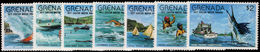 Grenada 1977 Easter Water Parade Unmounted Mint. - Grenada (1974-...)