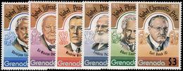 Grenada 1978 Nobel Prize Winners Unmounted Mint. - Grenada (1974-...)