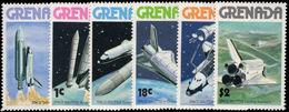 Grenada 1978 Space Shuttle Unmounted Mint. - Grenada (1974-...)