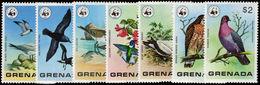 Grenada 1978 Wild Birds Of Grenada Unmounted Mint. - Grenada (1974-...)