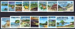 Grenada 1980 Peoples Revolution Unmounted Mint. - Grenada (1974-...)