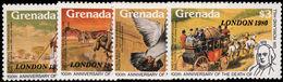 Grenada 1980 London 1980 Unmounted Mint. - Grenada (1974-...)