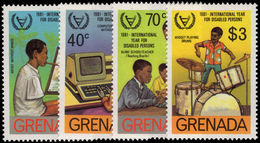 Grenada 1982 International Year Of The Disabled Unmounted Mint. - Grenada (1974-...)