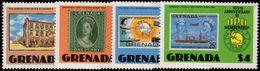 Grenada 1981 UPU Unmounted Mint. - Grenade (1974-...)