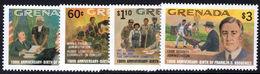 Grenada 1982 Roosevelt Unmounted Mint. - Grenada (1974-...)