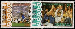 Grenada 1982 World Cup Football Unmounted Mint. - Grenada (1974-...)