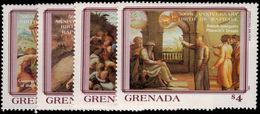 Grenada 1983 Raphael Unmounted Mint. - Grenada (1974-...)