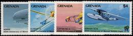 Grenada 1983 Manned Flight Unmounted Mint. - Grenada (1974-...)