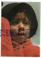 Equateur. Enfant Au Pied Du Chimborazo. - Equateur