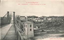 31 Carbonne Usine électrique Et Pont - Frankreich