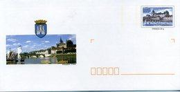 GIEN  Agrément N°809-Lot G4S/0601587 - Entiers Postaux
