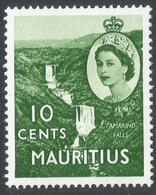 Mauritius. 1963-65 QEII. 10c Used. Mult Block CA W/M SG 314 - Mauritius (...-1967)