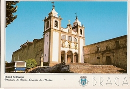 Portugal ** & Postal, Santuário De Nossa Senhora Da Abadia, Terras De Bouro, Amares (40) - Braga