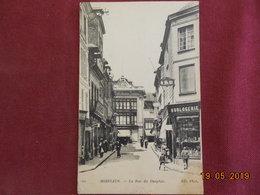 CPA - Honfleur - La Rue Du Dauphin - Honfleur