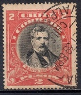 Chile  1928 - Personalities Overprinted CHILE CORREOS - Chile