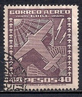 Chile  1934-52 - Airmail - Local Motives - Chile