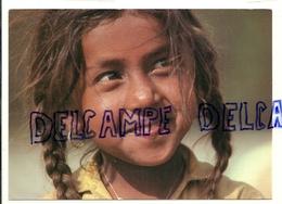 Népal. Petite Fille à Naudanda. - Népal