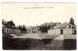 POMPADOUR (19) - Les Haras - Arnac Pompadour