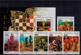 25052019-0027 MINT POSTFRIS ¤ ¤ - SCACCHI - ECHECS - CHESS -SCHAKEN - Chess