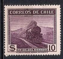 Chile  1938 - Local Motives - Train - Chile