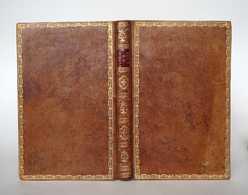 Reliure Emipre - Delille - Dithyrambe Sur L'immortalité De L'âme Suivi Du Passage Su St. Gothard - 1701-1800