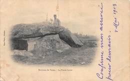 PIE.CHA-19-5233 : ENVIRONS DE VATAN. INDRE. LA PIERRE LEVEE. DOLMEN. - Dolmen & Menhirs