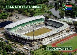 South Africa Bloemfontein Free State Stadium New Postcard Stadion AK Südafrika Stadion AK - Fussball