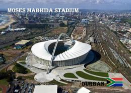 South Africa Durban Moses Mabhida Stadium New Postcard Stadion AK Südafrika Stadion AK - Football