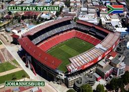 South Africa Johannesburg Ellis Park Stadium New Postcard Stadion AK Südafrika Stadion AK - Football