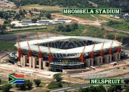 South Africa Nelspruit Mbombela Stadium New Postcard Stadion AK Südafrika Stadion AK - Football