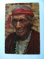 Saltwater Navajo Medicine Man - Indiaans (Noord-Amerikaans)