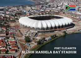 South Africa Port Elizabeth Nelson Mandela Bay Stadium New Postcard Stadion AK Südafrika Stadion AK - Football