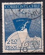 Chile  1947 - Chilean Claims To Antarctica - Chile