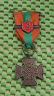 Medaille / Medal - Avondvierdaagse Nijmegen ( 1 ) -  Evening Four-day Walk Nijmegen  (1) -  The Netherlands - Netherland