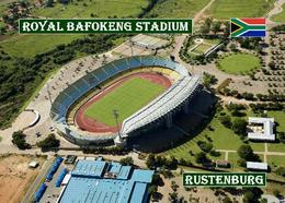 South Africa Rustenburg Royal Bafokeng Stadium New Postcard Stadion AK Südafrika Stadion AK - Football