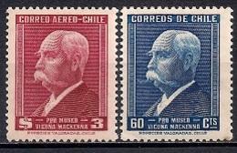 Chile  1949 - Vicuna Mackenna Museum - Chile